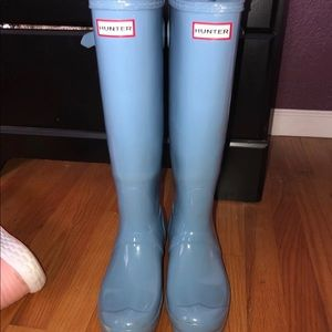 Adjustable Hunter boots